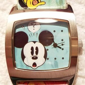 Vintage Mickey Mouse Disney Parks Comic Watch